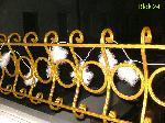Wrought Iron Belgrade - Flower-stands and consoles_12