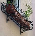 Wrought Iron Belgrade - Flower-stands and consoles_16